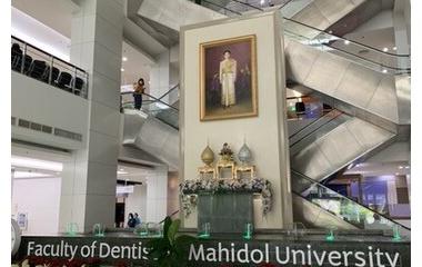 『マヒドン歯科病院からビクトリーモニュメントへ』の画像