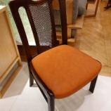 『20年間・店舗で使っていたトーアの椅子を復元してみました』の画像