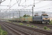 『2020/9/25~26運転 EF66-27牽引福山レールエクスプレス』の画像