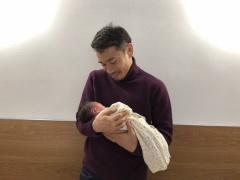 【 祝!】ガラタサライ長友、パパになる!「母子ともに無事出産しました!」