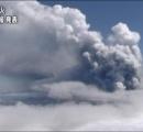 長野・岐阜県境の御嶽山が噴火 登山客が下山、負傷者情報も