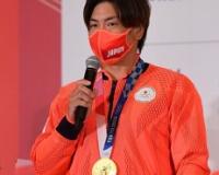 侍・梅野 代表活動終え「言葉に表せないくらい勉強になった」