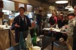 交野市駅前のお洒落ダイニングバー『MO-YO-RI』で今度は、お酒の試飲会やってた!