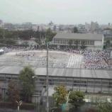 『戸田市立戸田第一小学校で運動会が開催されています』の画像