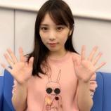 『21時台からは与田ちゃんも合流だぁああ!!! 可愛い服だなw【乃木坂46】』の画像