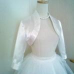 洋裁初心者がウェディングドレスと小物を手作りするブログ