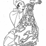 『琵琶の祖』の画像