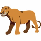 【画像あり】小さい頃育てたライオンに大きくなってから会いに行った結果wwwwwwww