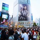 『【乃木坂46】SUGEEEEEEE!渋谷を見下ろす白石麻衣さん・・・』の画像
