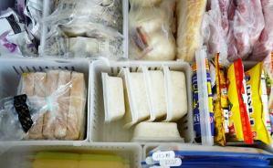 主婦歴20年でたどり着いた冷凍庫収納