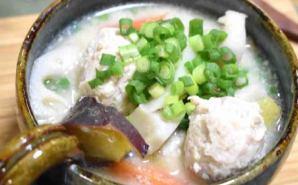 寒い日にお薦めの豆乳スープレシピ