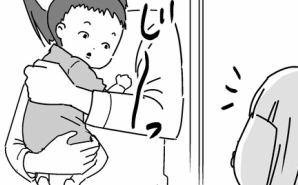 """""""泣きやませの達人""""になった4歳娘"""