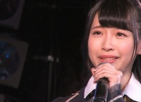 【AKB48】土保瑞希、公演中に号泣