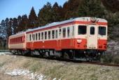 『2014/2/16運転 いすみ鉄道「ありがとう一般色キハ52 125」』の画像
