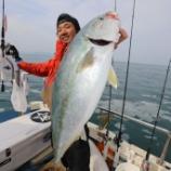 『10月10日 釣果 ジギング』の画像