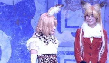 【乃木坂46】「けものフレンズ2」のアニメ直前特番に琴子と絢音も少しだけ映った!