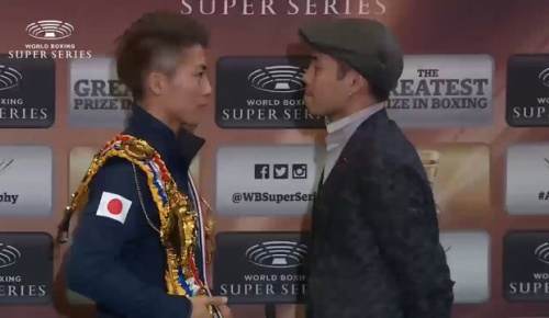 井上尚弥vsドネアWBSS決勝が11月7日さいたまスーパーアリーナで決定(海外の反応)