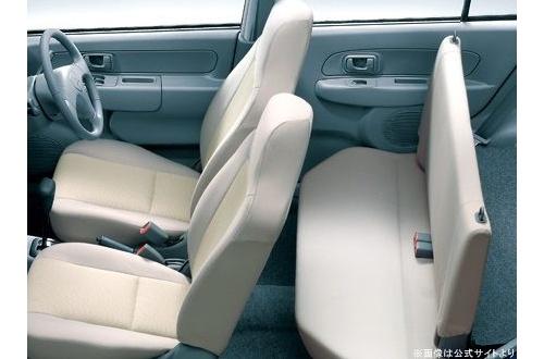 【朗報】最近の軽自動車、車内がメチャクチャ広いwwwwwwwのサムネイル画像