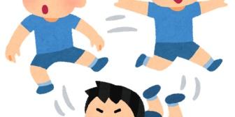 【育児】3歳1ヶ月男児。落ち着きが無さすぎてもうストレスが限界だ…