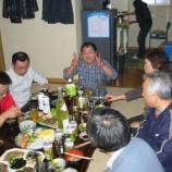 『2007年 3月31日   花見(?):弘前市・城西』の画像