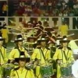 『【DCI】バナナパワー!  1976年ブリッジメン『ファランドール』パーカッション・フィーチャー動画です!』の画像