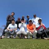 『春満開!!定例NSBゴルフ・ロングコンペ開催!!』の画像