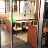 『台風24号の影響 船橋駅 ドトール船橋北口店も閉店していました』の画像