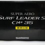 シマノ「スーパーエアロ サーフリーダー SD CI4+ 35」を買うた