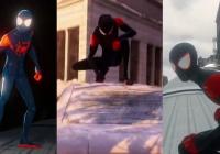 【朗報】『マーベル スパイダーマン マイルズ モラレス』映画「スパイダーバース」のスーツが実装されることが判明!最新ゲームプレイトレーラーも公開