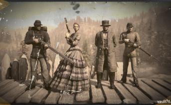 南北戦争の衣装(スーツ / ドレス / 制服)