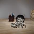 三島喜美代: 「命がけであそぶ」ゴミ・アートのアーティスト|アナザーエナジー展
