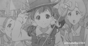 シャーペンで描かれた「進撃」や「たまこ」「SAO」のOPアニメが凄い!!!!