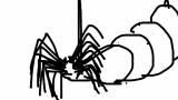 俺の部屋にとんでもない見た目の虫が出やがった・・・虫に詳しい人こいつなんなのか教えて