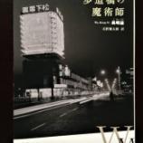 『「小説と一緒に、台湾を旅する 呉明益×何致和 『歩道橋の魔術師』刊行記念トーク」採録その1(2015年6月26日)』の画像