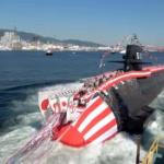 【動画】海上自衛隊公式、「そうりゅう」型潜水艦12番艦「とうりゅう」命名・進水式