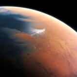 『火星の塩水で生存可能なバクテリアが見つかる 2018.07.08』の画像