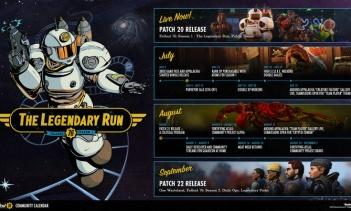 Fallout 76:次回アップデートは8月4日予定、9月までのコミュニティカレンダーが公開