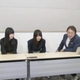 『【乃木坂46】MV撮影中にもかかわらず今野さんに電話をして、終わった後もフォローを入れる有能すぎる秋元真夏さん・・・』の画像
