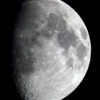 『月齢10.4のお月様』の画像