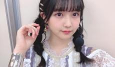 【乃木坂46】驚異のカワユスさ!!!三つ編み中村麗乃ちゃん可愛い!!!