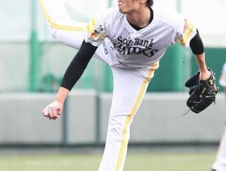 SB田中正義(26)、ついにベールを脱ぐ 「今人生で1番良い状態。来年が楽しみで仕方ない」