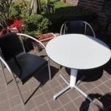 『【軽い椅子】デンマークのSKAGERAK社のOceanチェア・BK』の画像