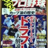 『「がっつり!プロ野球 15号」に記事を書きました』の画像