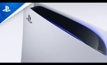 【衝撃】PS5本体デザイン発表!近未来感あってカッコいい!