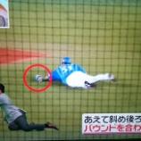『宮崎敏郎さんの守備、goingで赤星に褒められるレベル』の画像