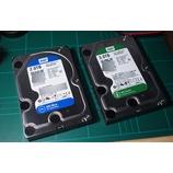『ウエスタンデジタル(WD)3.5インチHDD 2TB Blue WD20EZRZベアドライブを買った。』の画像