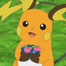 【画像】ライチュウ、かわいい。