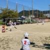 岐阜市学童野球大会4年生の1回戦