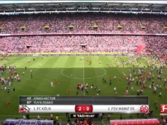 【 動画 】大迫がケルンのELを決めるゴール&アシスト!試合終了後はピッチがパーティー状態www