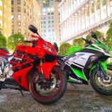 『ミラーレス一眼NEX C3でイタリア街リベンジ。ClariSカラーのバイクで記念撮影!? マスツー1』の画像